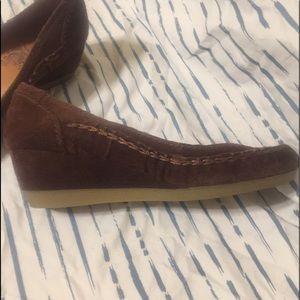 Nine West American Vintage Collection loafer wedge
